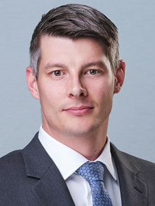 Justin Whiteside, Chief Financial Officer